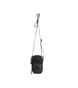 Сумка Supreme Patchwork Leather Small Shoulder Bag Black