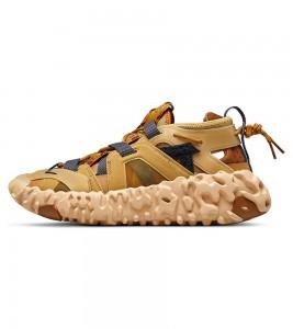Кроссовки Nike ISPA Overreact Sandal Wheat