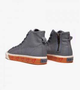 Кроссовки adidas Consortium Nizza Hi x Human Made - ???? ?20