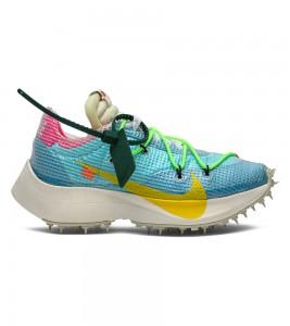 Кроссовки Off-White x Nike Wmns Vapor Street Polarized Blue