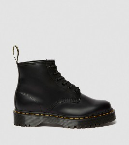 101 BEX SMOOTH LEATHER ANKLE BOOTS