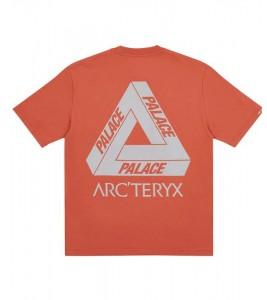 Футболка Palace Arc'Teryx T-Shirt Ochre