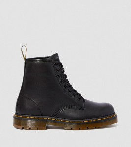 Ботинки Dr. Martens 1460 SLIP RESISTANT LEATHER LACE UP BOOTS