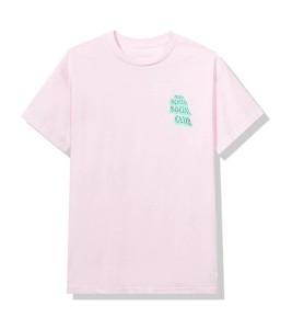 Футболка Anti Social Social Club Facade Pink - Фото №2