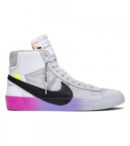 Кроссовки Off-White x Nike Blazer Studio Mid Queen