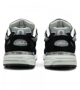 Кроссовки New Balance 993 Black - Фото №2