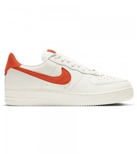 Кроссовки Nike Air Force 1 Low Craft Mantra Orange