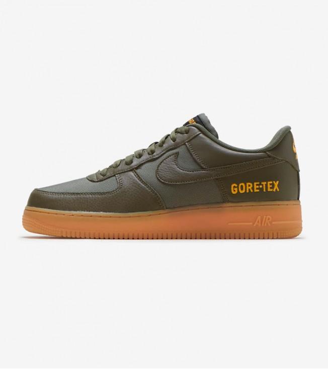 Кроссовки Nike Air Force One Low Gore-Tex Medium Olive