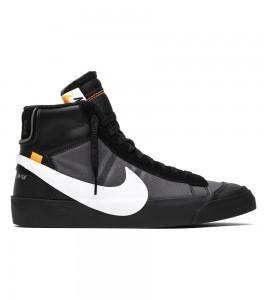 Кроссовки Off-White x Nike Blazer Mid Grim Reapers