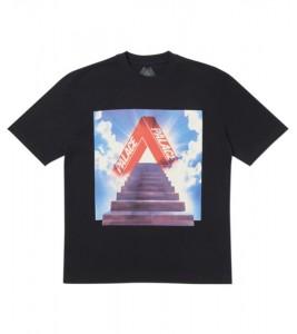 Футболка Palace Tri-Ternity T-Shirt Black