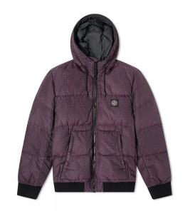 Куртка Stone Island Seeksucker Nylon Jacket Purple