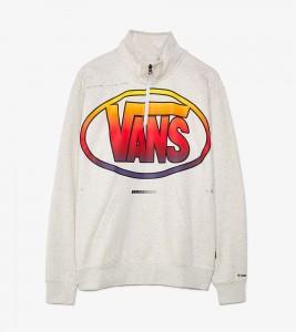Худи Vans Vault Quarter Zip Sweatshirt x LQQK Studio