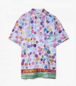 Рубашка Puma Printed Shirt x KidSuper
