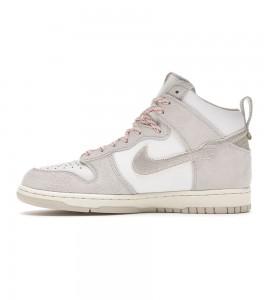 Кроссовки Nike Dunk High Notre Light Orewood Brown - Фото №2