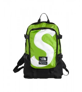 Рюкзак Supreme х The North Face S Logo Expedition Backpack Lime
