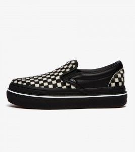 Кроссовки Vans Super ComfyCush Slip-On