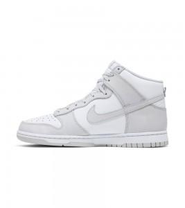 Кроссовки Nike Dunk High 'Vast Grey' - Фото №2