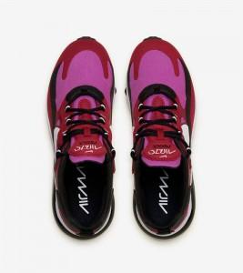 Кроссовки Nike Air Max 270 React Red W - Фото №2
