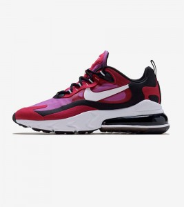 Кроссовки Nike Air Max 270 React Red W
