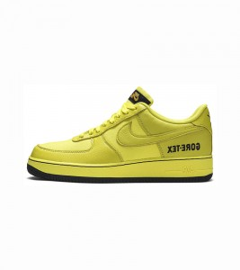 "Кроссовки Nike Air Force 1 Low Gore-Tex ""Dynamic Yellow"""