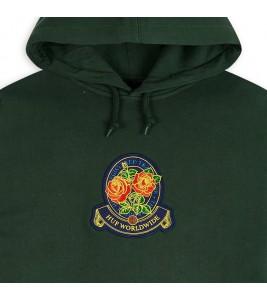 Худи HUF Tenderloin Rose Crest Pullover Hoodie - Фото №2