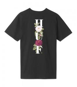Футболка HUF T-Shirt Central Park - Фото №2