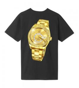 Футболка HUF HUFEX T-Shirt Black - Фото №2