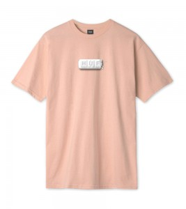 Футболка HUF T-Shirt Youth Of Today Pink