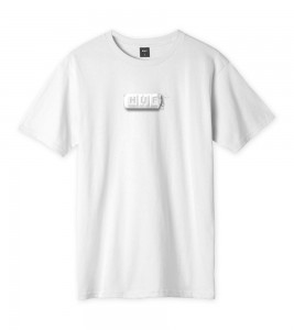 Футболка HUF T-Shirt Youth Of Today White