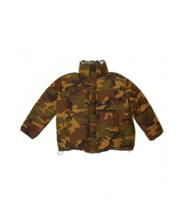 Куртка двусторонняя унисекс VETEMENTS X Canada Goose Reversible Camo Jacket - Фото №2