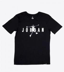 Футболка Air Jordan Modern Sportswear Tee Black