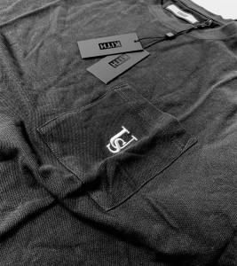 Футболка Kith Pocket Черная - Фото №2