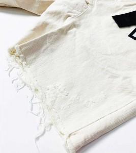 Джинсовые шорты Kith denim shorts - Фото №2
