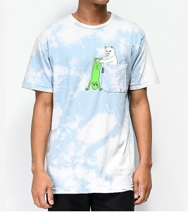 Футболка RIPNDIP Break Yo Self Cloud T-Shirt