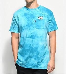 Футболка RIPNDIP Lord Nermal Blue T-Shirt