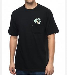 Футболка RIPNDIP Nermal Leaf Black T-Shirt