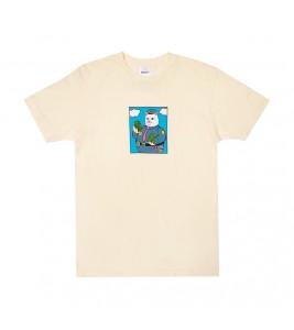 Футболка RIPNDIP Confiscated Natural T-Shirt