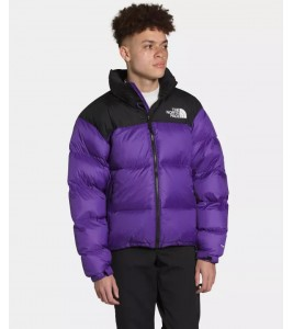 Куртка The North Face 1996 Retro Nuptse PEAK PURPLE - Фото №2