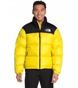 Куртка The North Face 1996 Retro Nuptse TNF LEMON