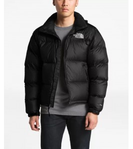 Куртка The North Face 1996 Retro Nuptse TNF BLACK - Фото №2