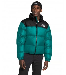 Куртка The North Face 1996 Retro Nuptse JAIDEN GREEN
