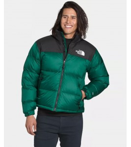 Куртка The North Face 1996 Retro Nuptse Evergreen WMNS - Фото №2