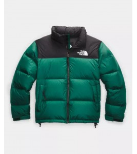 Куртка The North Face 1996 Retro Nuptse Evergreen WMNS