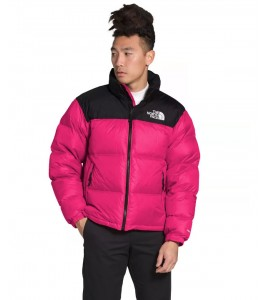 Куртка The North Face 1996 Retro Nuptse MR. PINK