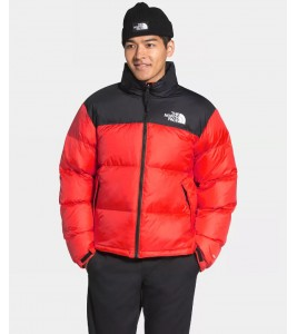 Куртка The North Face 1996 Retro Nuptse FLARE ORANGE - Фото №2