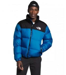 Куртка The North Face 1996 Retro Nuptse Clear Lake Blue - Фото №2