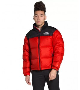Куртка The North Face 1996 Retro Nuptse Fiery Red