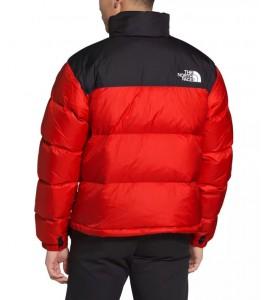 Куртка The North Face 1996 Retro Nuptse Fiery Red - Фото №2