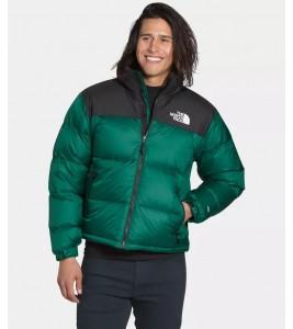 Куртка The North Face 1996 Retro Nuptse Evergreen - Фото №2