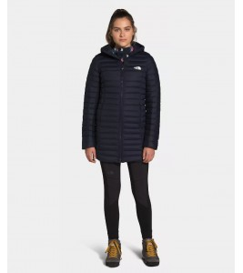 Куртка The North Face Women's Stretch Down Parka AVIATOR NAVY